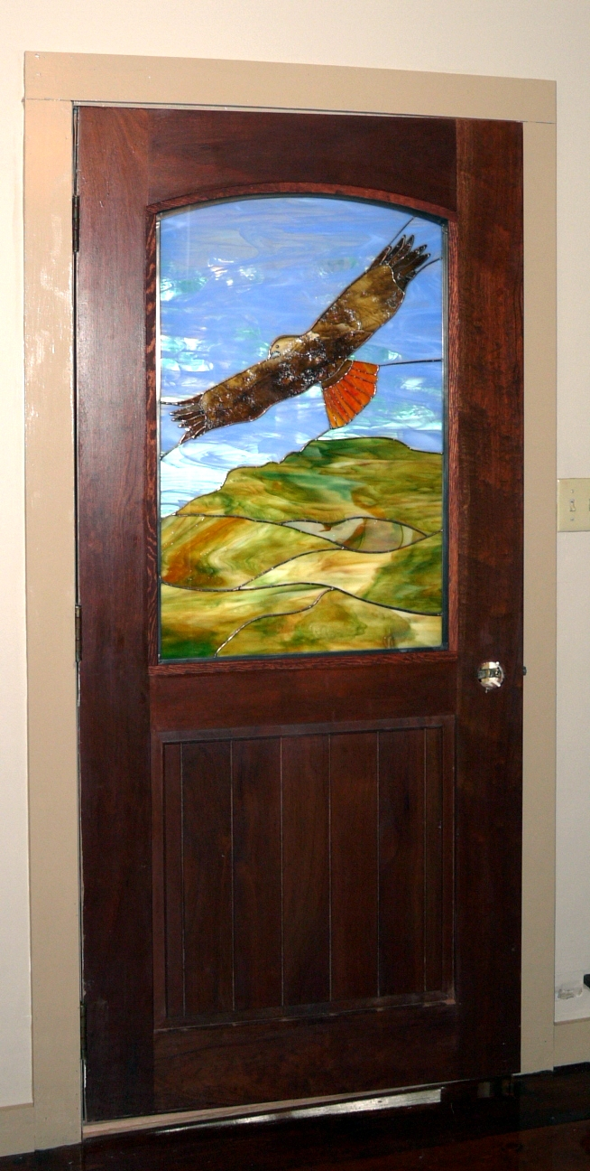 Blue Mountain Stained Glass